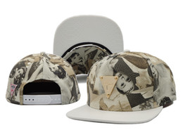 Wholesale Snapback Hater White Hat - Cheap Hiphop Hater Snapback Hats Hater Fashion Caps Hiphop Adjustable Cap Street Popular