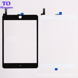 Wholesale Ipad Mini Touchscreen - Touchscreen For ipad mini 4 Touch screen digitizer glass panel repair for ipad mini 4 Tablet touch panel