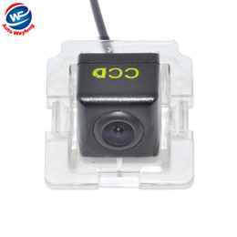 Wholesale Mitsubishi Outlander Reversing Camera - Wholesale-Factory selling Nightvision HD CCD Special Car Rear View Reverse backup Camera rearview reversing for Mitsubishi Outlander