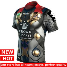 Wholesale Hero S - Hero commemorative version New Melbourne Storm Jersey 2017 Home Rugby Jerseys Australia 17 18 NRL League Super Rugby shirt