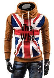 Wholesale Up Size Clothing - Free shipping plus size 4XL,men hoodies fleece hoody men sweatshirts sports top brand fashion printed men clothing outwear