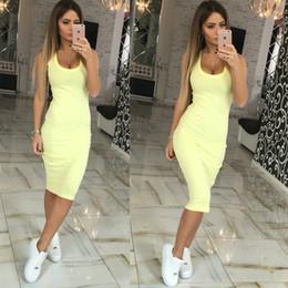 Ropa de verano casual sexy de china online-Vestido de las mujeres 2016 vestidos casuales vestidos femeninos vestidos sexy más el tamaño del traje ropa barata china mujeres vestido de verano 2016