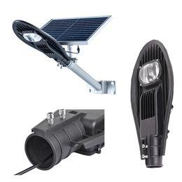Wholesale Integrated Solar - Outdoor lighting Solar Integrated Street Light LED Street Light street garden lamp led road light Waterproof IP65 Anti-lightning