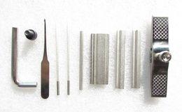 Wholesale Tools For Opening Locked Doors - Fast Opening Locksmith Tools Lock Picks Set for House Door Opener BK139