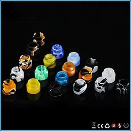 Wholesale Eletronic Cigarette Ego - Multicolored Kennedy drip tip mixing styles resin drip tip fit eletronic cigarette atomizer ego mechanical mods free shipping