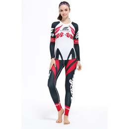 Wholesale Pc Workouts - Wholesale-Sexy 2 pcs Women's Workout Running Tights Pants Sports Sets Yoga Sports Suits Winter Autumn Long Sleeve Letter Fitness Shirts
