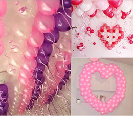 Wholesale Giant Latex Free Balloons - Free Shipping 300 Pcs Lot 10inch Balloon Ball Helium Giant Latex Balloons For Wedding Birthday Party Decoration