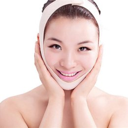 Wholesale Cheeks Face Lift - 1pcs V Face Mask new arrival, health care thin face mask,V Face Chin Cheek Lift Up Slimming Slim Mask