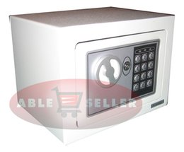 Wholesale Security Cash - wihte NEW DIGITAL ELECTRONIC SAFE SECURITY BOX WALL JEWELRY gun CASH