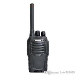 Wholesale Wholesale Yaesu - 2 PCS 7W Ham Radio Walkie Talkie UHF Handheld Two Way Radio Waterproof Dustproof transceiver kenwood icom hyt yaesu baofeng cb radio
