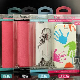 Wholesale Mobile Phone Packaging Pvc - Universal Mobile Phone Case Package PVC Transparent Plastic Retail Packaging Box for iPhone Samsung HTC Cell Phone Case