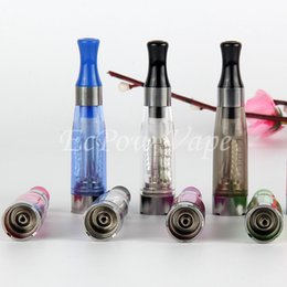 Wholesale China E Cig Tanks - CE4 atomizer 1.6ml tank vaporizer cartomizer ecigs e cigarette 510 ego-CE4 ego e cigarette for E cig all ego battery series china