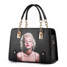 Wholesale Luxury Work Bags - 2017 Luxury Designer Chain Tote Bags High Quality Leather Crossbody Messenger Bags Handbags for Women Famous Brands Work Shoulder Hand Bag