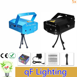 Wholesale Mini Lamp Sales Wholesale - Best quality Mini Laser Stage Light Holiday Sale 150mW Mini Green&Red Laser DJ Party LED Lighting Disco Dance Floor Lights bulbs lamps