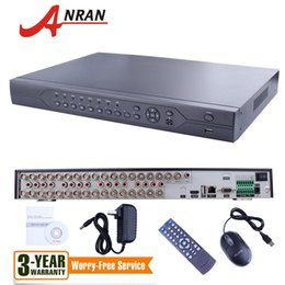 Wholesale Uk Cctv Camera - HDMI 32 Channel DVR Video Recorder Audio H.264 For CCTV Security Camera System