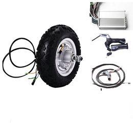 "Wholesale Electric Scooter Hub Motor Kit - 10"" 800W 48v electric wheel hub motor kit , electric motor skateboard kit , electric scooters motor kit"