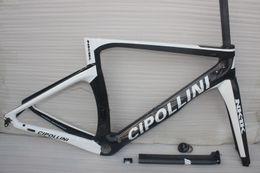 Cuadro de bicicleta de carretera pintura online-Gran venta ! 2016 mcipollini nk1k marco Carbon road bike marco completo T1000 pintura blanca marco de carbono light bicycle frame