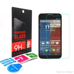 Wholesale Wholesale Droid X - 9H 2.5D Tempered Glass Screen Premium Explosion Proof Anti-Scratch Protector Film Guard For Motorola Moto G4 PLUS Play E2 X droid edition