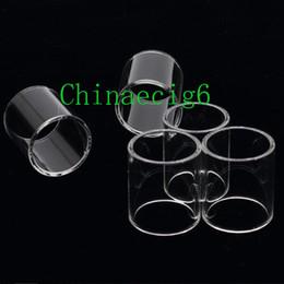 Wholesale Mini Tube Vaporizer - TVF8 Replacement Pyrex Glass Tube Vaporizer For Smok TFV4 Nano Mini Micro TFV4 3.5ml 5ml TFV8 Big Baby TFV12 Vape Pen 22