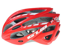 Wholesale Net S - Integrally molded cycling helmet 280g 30 vents MTB bicycle helmet with insect nets free shipping