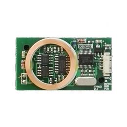 Freqüência dupla WG26 Read RFID Módulo Sem Fio 7941D 13.56 MHz 125 KHz Módulo para IC / ID / Mifare Cartão de