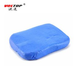 Wholesale Auto Clay - VOLTOP Car Washing Mud Cleaning Tools Magic Clean Clay Bar Detailing Care Tools Wash Truck Auto Dirty Remove Sludge