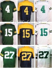 Wholesale Football Brett Favre - Elite football jersey legends Bart Starr Donald Driver 4 Brett Favre Reggie White Datone Jones players game uniform
