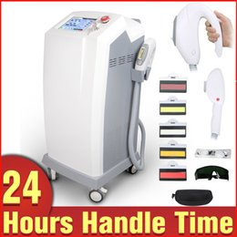 Wholesale Frequency Power - IPL E-light Laser Permanent Hair Removal RF Radio Frequency Skin Rejuvenation Acne Remover Anti-aging Beauty Machine with 2000W Higher Power