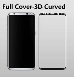 Wholesale Xperia Z Full - Full Cover 3D Curved Tempered Glass Screen Protector FOR Google Pixel 2 XL 2 HTC U11 NOKIA 8 LG V30 keyone Xperia XP XZ Premium XZ1 50PCS