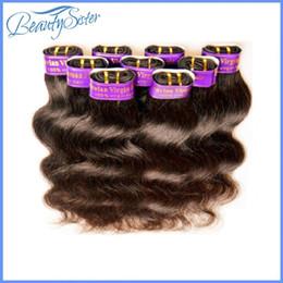 Wholesale Cheap Peruvian Weaves 5a - hair factory clearance wholesale cheap 5a peruvian human hair body wave 1kg 20pieces lot natural black color 50g pcs