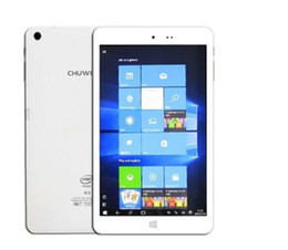 Wholesale Russian Boots - Wholesale-Original 8 inch 1920*1200 Chuwi HI8 Dual Boot Windows+Android 4.4 Intel Z3736F Quad Core 2GB+32GB Tablet PC