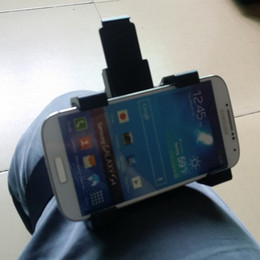 Wholesale Small Car Phone - Most convenience Leg strap small car mobile phone and tablet holder