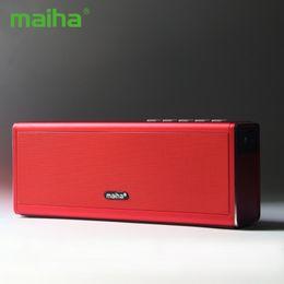 Canada Vente en gros Maiha M58 Bluetooth Power Bank 20W Mini haut-parleur portable haut-parleur sans fil haut-parleur 4000mah batterie rechargeable supplier wholesale computer speakers bluetooth Offre