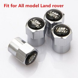Wholesale Cover Valves - NEW 4PCS Fit For LandRover Hyundai OPEL Renault HAVAL Vespa Spider Skeleton Wheel Tyre Tire Valve Air Dust Cover Caps