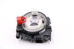 Wholesale Vw Golf Airbag - For Car VW golf 6 touran jetta EOS Steering angle sensor Airbag slip ring 5K0 953 549 B