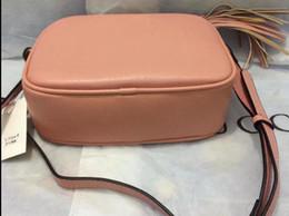 Wholesale Hot Single Ladies - Hot Fashion design shoulder bag ladies tassel profile women messenger bags