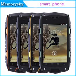 Wholesale 5inch Dual Sim Android Phones - Original Discovery V11 5inch Android 5.0 Smart Phone MTK6582 Quad Core 1.3GHZ 1GB RAM 8GB ROM Waterproof Dustproof Shockproof