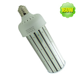 Wholesale Fixture Cover - 160W LED High Bay Corn Bulb Light,90-277V,5500K Daylight White,Warehouse Canopy Fixture Light,Pc Covered,360 Angle,UL Listed
