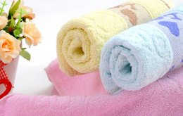 Wholesale Pink Hand Towels - Manufacturers selling cotton to mention LOVE heart towel daily advertising promotional gifts wholesale labor household welfare