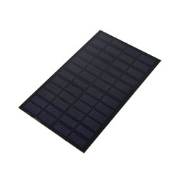 Wholesale Laptop Tested - 20Pcs Lot 2.5W 12V PET Encapsulated Solar Cell DIY Monocrystalline Solar Cell Panel Size 200mm*120mm for Test and Research Work