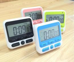 DIY Numarası Saat Yeni Elektronik Zamanlayıcı Yanıp Sönen Hoparlör Elektronik Zamanlayıcı Mutfak Zamanlayıcı Anahtarı Çalar Saat Masa Saati nereden