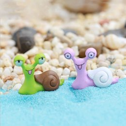 2019 jouet de maison de poupée 500 pcs fée jardin de poupée jouets mini escargots micro en pot paysage bonsaï accessoires ornements figurine décor za0524 jouet de maison de poupée pas cher