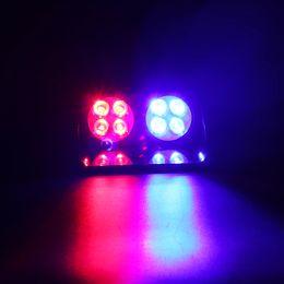 Baliza estroboscópica de emergencia online-S8 24W parabrisas luz estroboscópica Viper coche LED señal emergencia bombero policía luz de advertencia Beacon CLT_42O