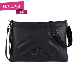 Wholesale Satchel 3d - Wholesale-2016 New Vintage Designer Women's handbags Shoulder Messenger Bag 3d gun Clutch PU Leather Pistol Bag Chain Ladies Crossbody