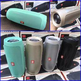 Wholesale Iphone Reader - Charge 4 Bluetooth Portable Wireless Speaker Mini Speaker Waterproof Speaker Bulit-in Mic Handsfree Support TF Card USB For Samsung Iphone