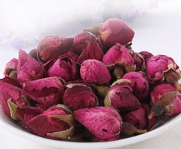 Wholesale 100 Organic Red Rosebud Rose Buds Flower Floral Herbal Dried Health Chinese bulk packing Tea with high quality