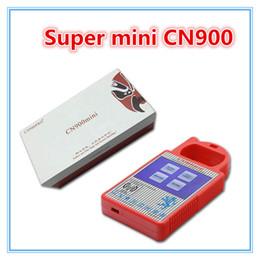 Wholesale Peugeot Transponder Chip Key - DHL free Shipping mini CN900 key programmer smart Transponder Chip Copy 4C 4D 46 chips Mini CN 900 auto key maker Mini CN-900