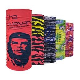 бандана труба шарф Скидка флагман Bandana Headdress Scarf Многофункциональный бесшовный трубчатый шарф для маски для лица Tube Headband Велосипед hijab Neck Tube G61-G80