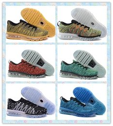 Wholesale Max Men S Running - Discount Cheap 2016 Running Shoes Fashion Men Running Sneakers Sports Shoes Athletic Max Shoes Gold Red Green Black Blue Training S