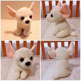 Wholesale Chihuahua Stuffed Animals - Lovely Dog Stuffed Plush Animal Toy Good Little Chihuahua Dog Very Soft & Vivid & High Quality Cheap Sale